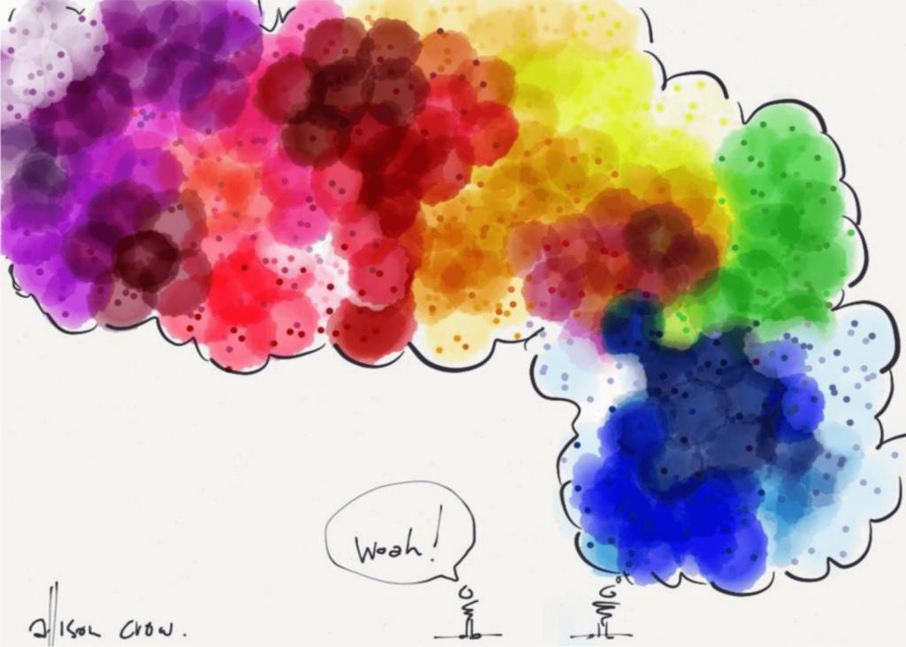 Allison Crow Creative Brain