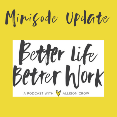 BLBW Minisode- Updates and Prelude to Ep 17 & 18