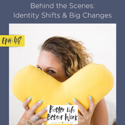 Behind The Scenes: Identity Shifts & Big Changes