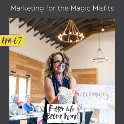 Marketing for the Magic Misfits