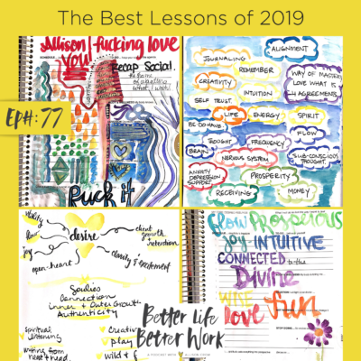 The Best Lessons of 2019