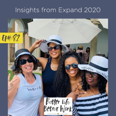 Insights from Expand 2020