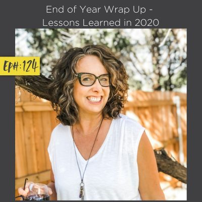 End of Year Wrap Up - Lessons Learned in 2020