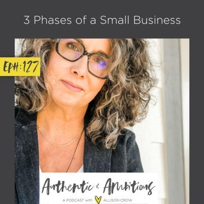 3 Phases of a Small Business