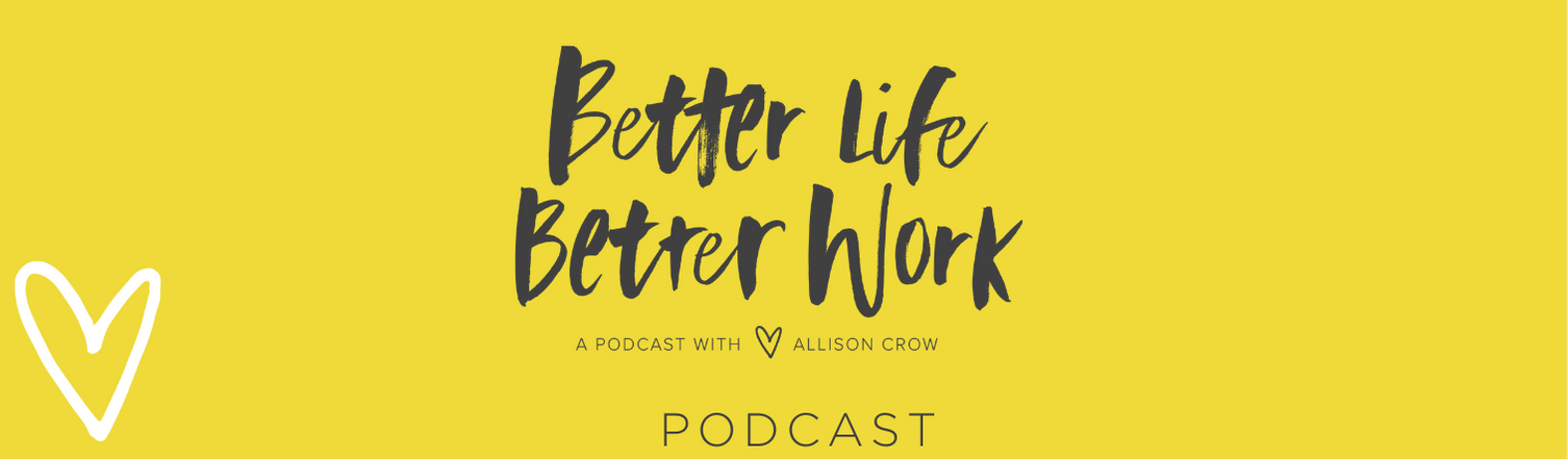 Better Life Better Work link Button