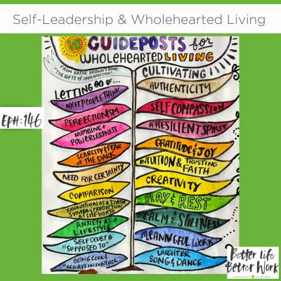 Self-Leadership & Wholehearted Living