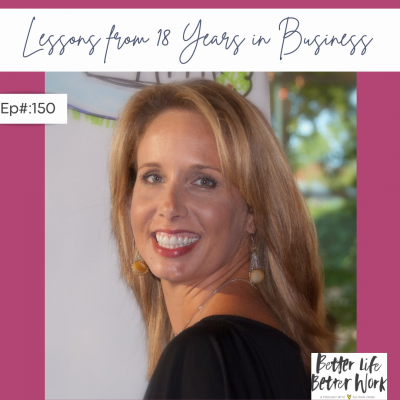 Lessons from 18 Years in Business